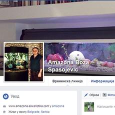 Bozidar Spasojevic amazona - akvaristika facebook